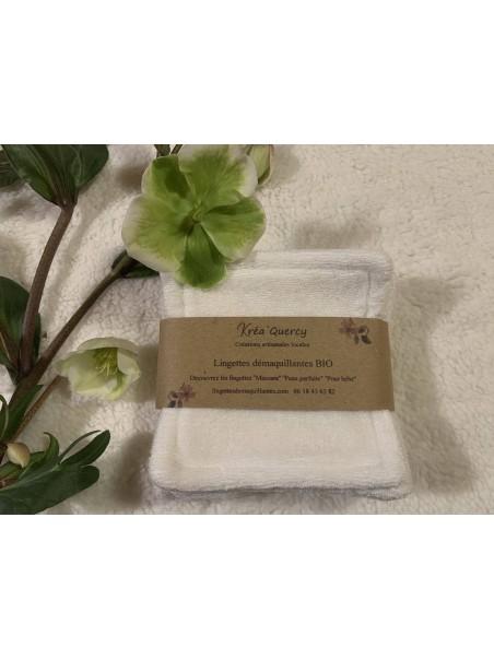 Semainier 7 Lingettes Peaux sensibles Eucalyptus